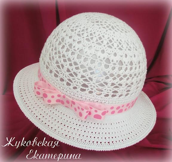 Схема к шляпке