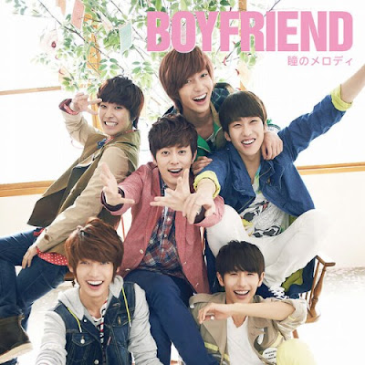 [Single] Boyfriend - Hitomi no Melody [Japanese]