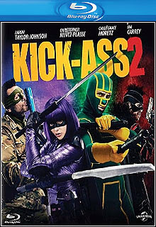 Kick-Ass 2 BD-R