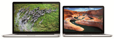 MacBook Pro Retina 15 & 13.3