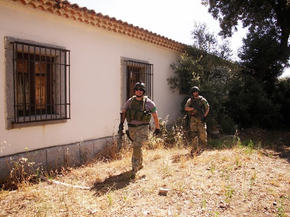 """Fotos de """"THE FINAL WAR"""". La Granja. 23-06-13 PICT0079"""