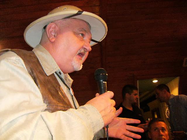 Tilk Géza előadása fotó