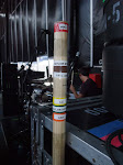 the microphone height stick for T Swift
