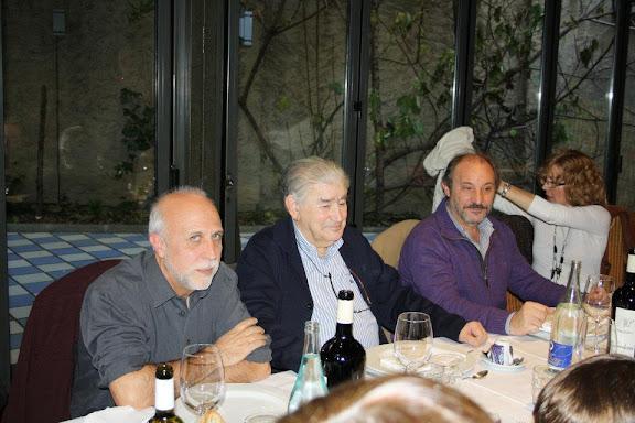 Julio González, Antonio Gamoneda, Rafael Calle