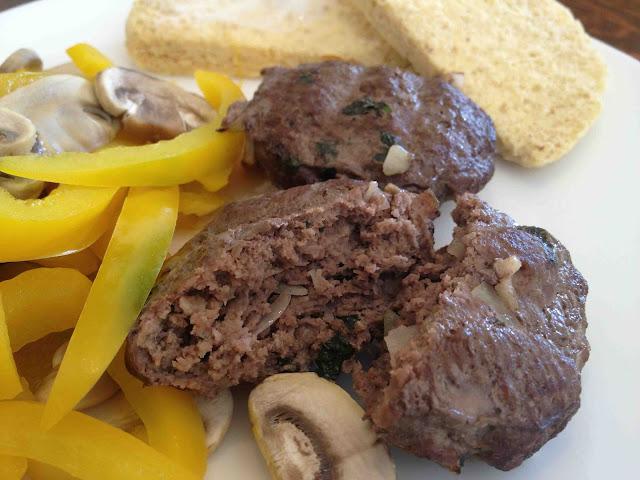 Dukan Diet Recipe Dukan Beef Burger