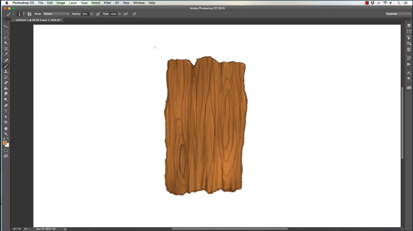 wood texture in photoshop