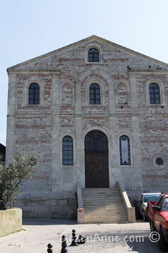 Gölyazı'daki Rum kilisesi