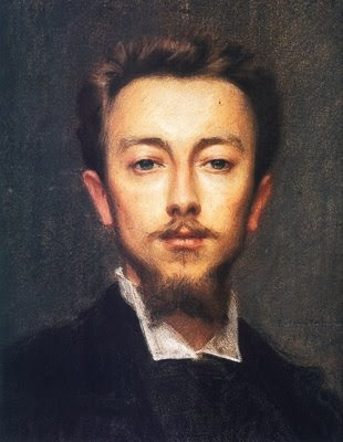 Édouard Joseph Dantan - Self portrait (1875)