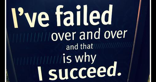 Tentang Kegagalan