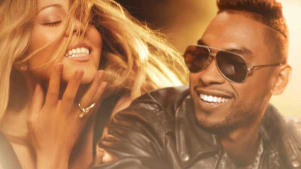 Mariah Carey y Miguel