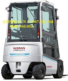 Xe nâng điện 1.5 tấn Nhật Bản