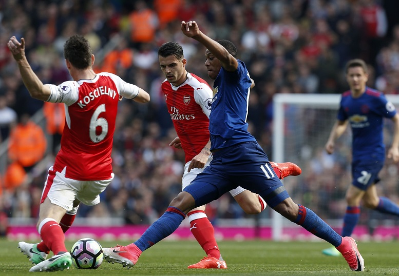 clip xem lại trận Arsenal vs Man United 3/12