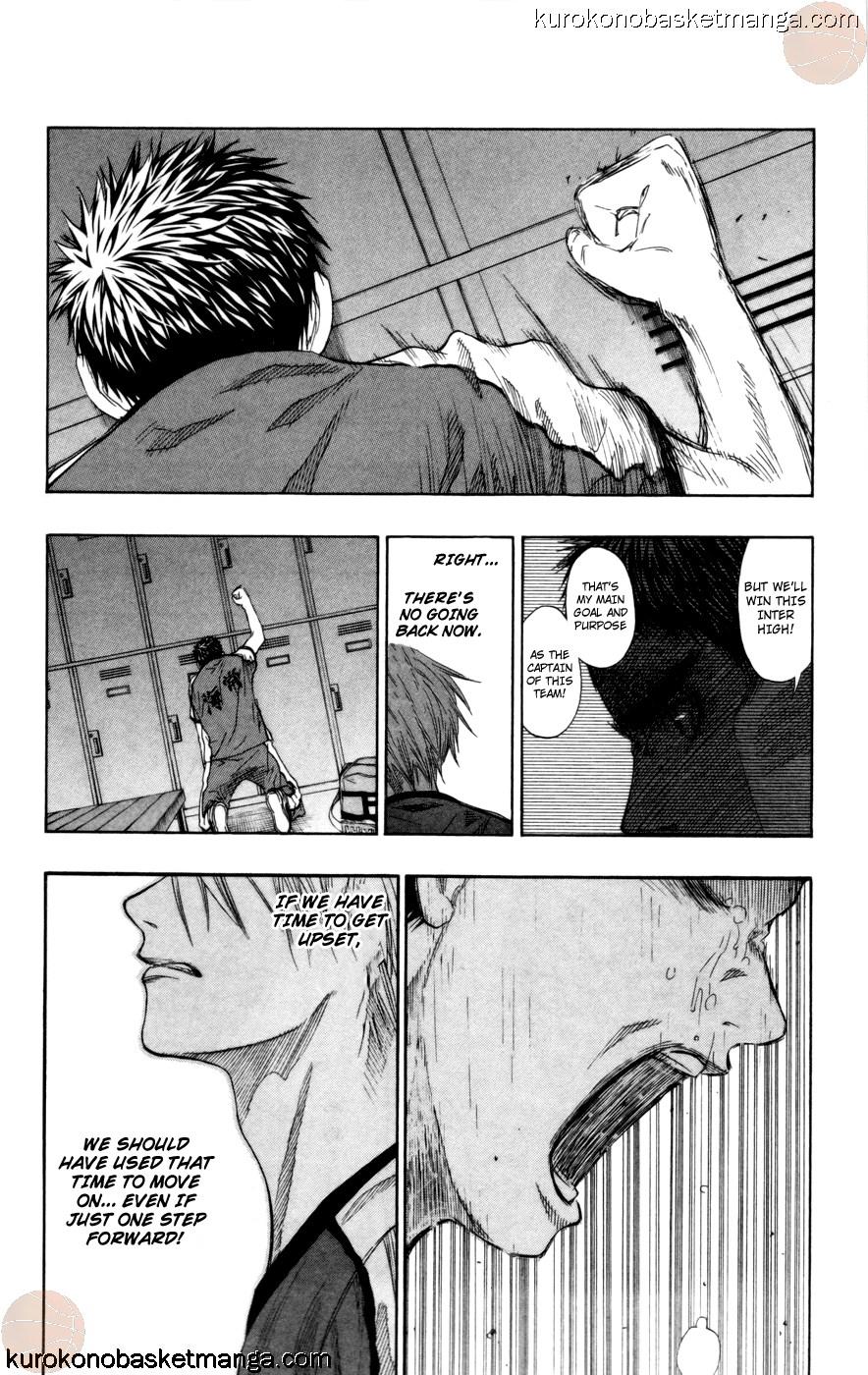 Kuroko no Basket Manga Chapter 73 - Image 14