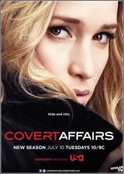 Covert Affairs S03E07 – HDTV  Legendado