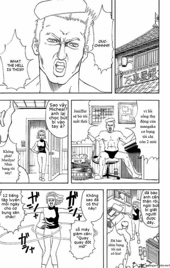 Gintama Chap 35 page 3 - Truyentranhaz.net