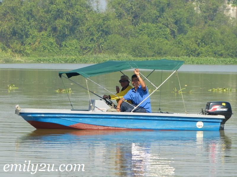 River Front Teluk Intan
