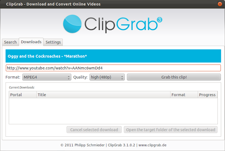2 ClipGrab%252520 %252520Download%252520and%252520Convert%252520Online%252520Videos 015 ClipGrab:  Downloader and Converter online videos