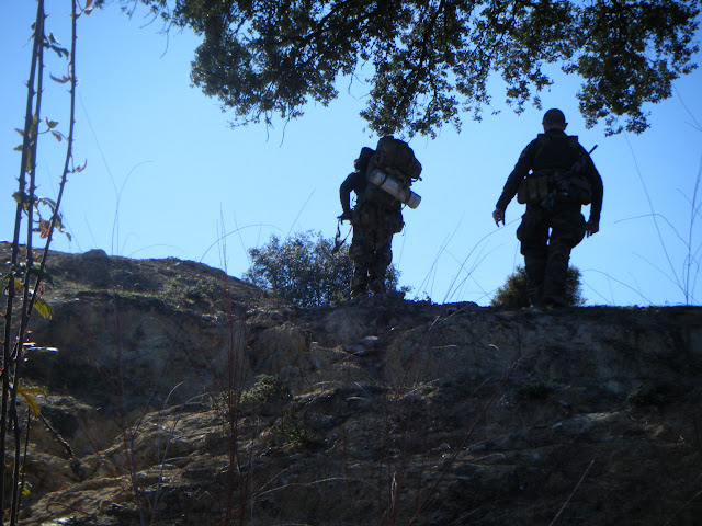 HDS en la Combat training DARK COMPROMISES DSCF7722