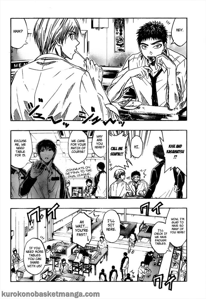Kuroko no Basket Manga Chapter 36 - Image 04