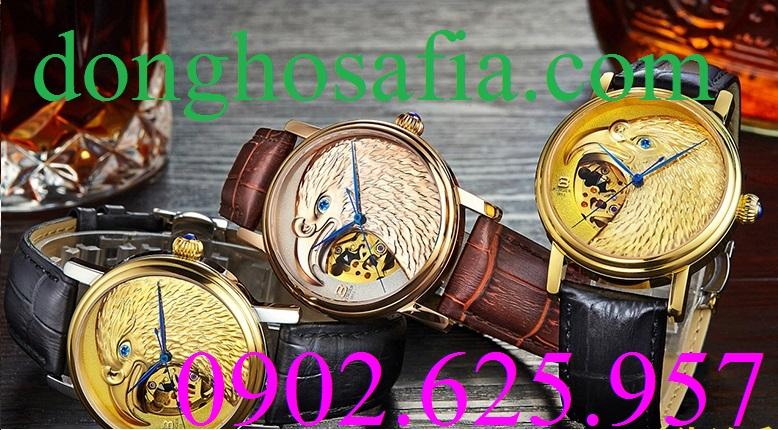 Đồng hồ nam cơ Binger B8888 BG004