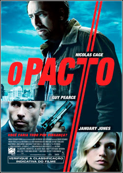 Filme Poster O Pacto R5 XviD Dual Audio & RMVB Dublado