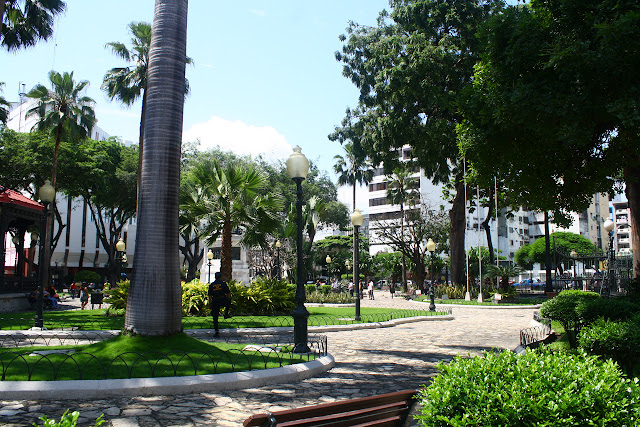 Plaza de las Iguanas - Guayaquil