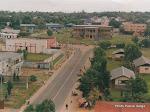 Le Boulevard Laurent Désiré Kabila dans la Commune de Diulu, ville de Mbuji-Mayi (Kasaï Oriental).