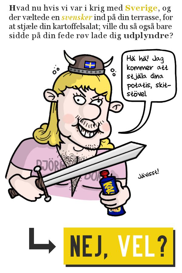 Svenskere og hvepse