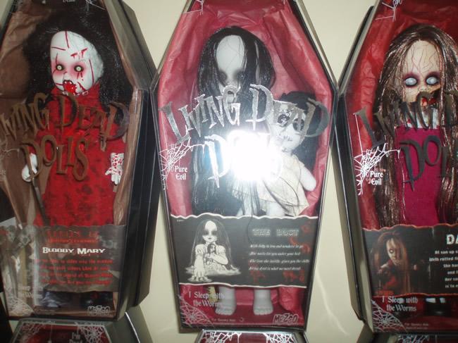 Las Living Dead Dolls de Luix