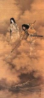 Izanami Goddess Of Life And Death Image