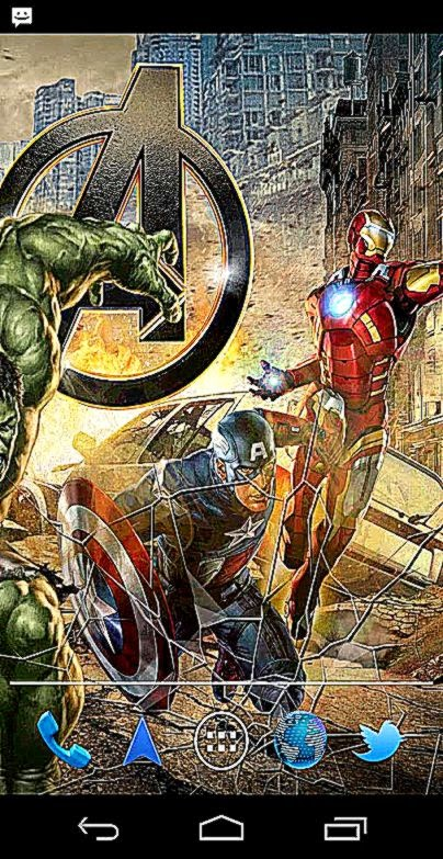 The Avengers Live Wallpaper   Android Apps on Google Play