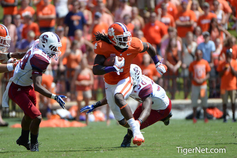 SC State vs. Clemson Photos - 2013, Football, Sammy Watkins, SC State