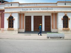 Salon de Actos Anzoategui