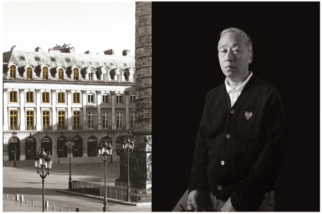 Vernissage de Hiroshi Sugimoto pour Boucheron