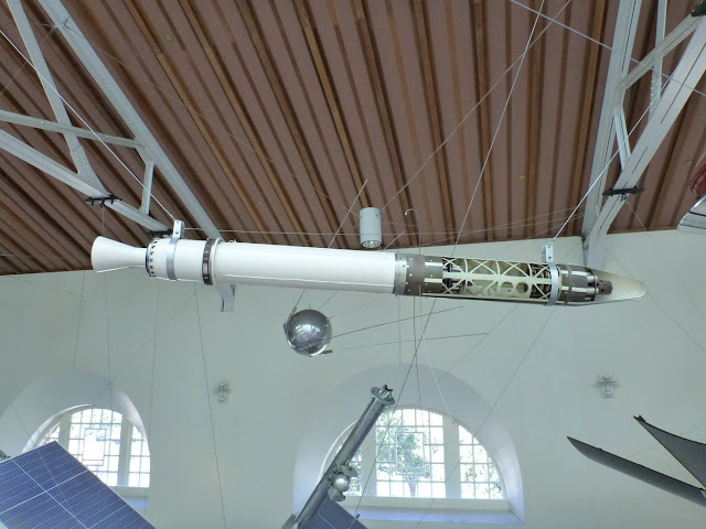Explorer 1 and Sputnik 1