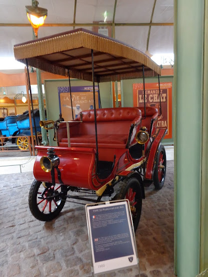 Musée de l'aventure Peugeot à Sochaux DSC01144