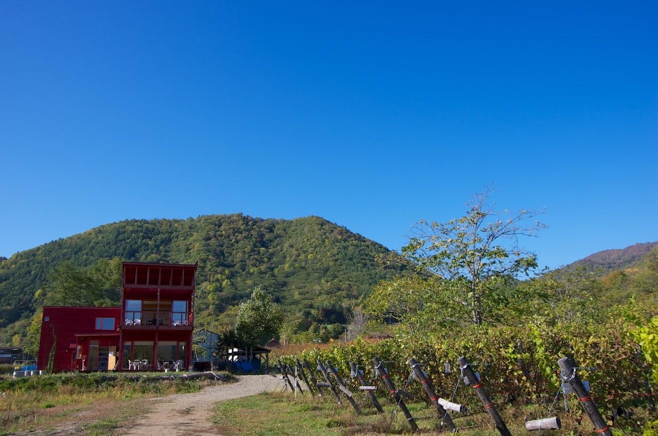 八剣山ワイナリー