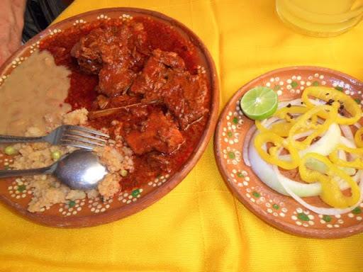 Restaurante Caracuaro, Morelia SAM_0490