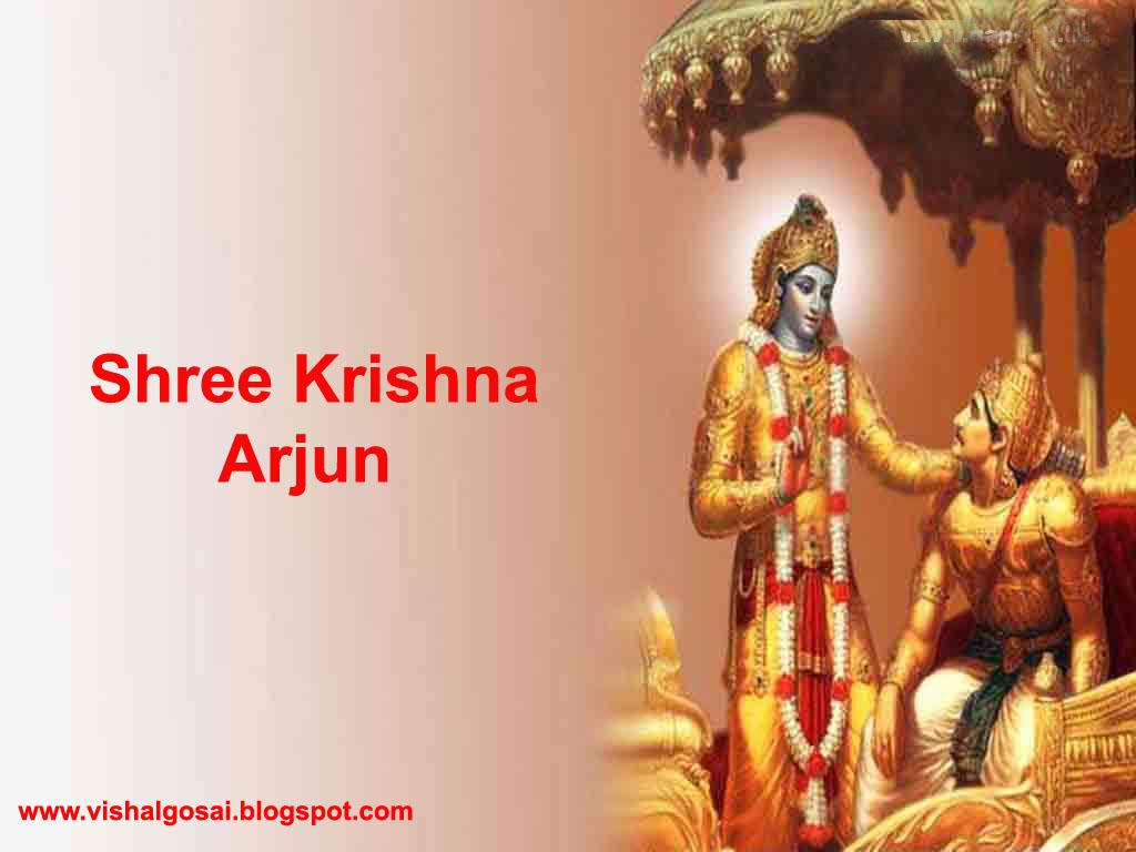 mahabharat shree krishna arjun - photo #11
