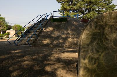 木漏れ日で見る金環日食(その7)