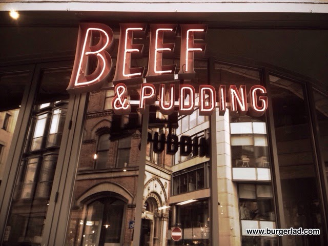 Beef and Pudding The BeefHam Tower