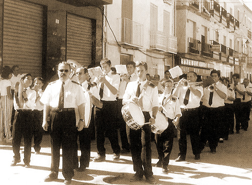 1997 - Banda de Música. Campillo de Arenas