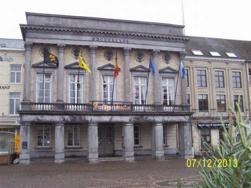 Stadhuis van Tienen.