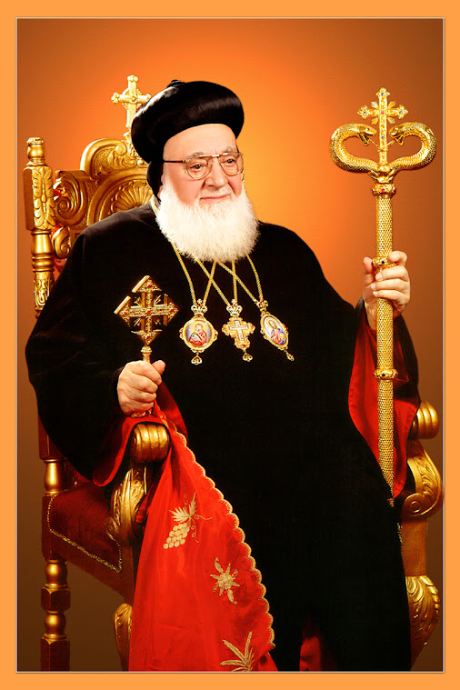 Patriarch Ignatius Zakka Iwas of Antioch and All East Enters Eternal Rest