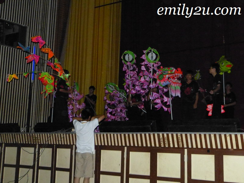 luminous dragon dance