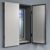Конструкции из листового металла, уголка и профиля для окон и дверей