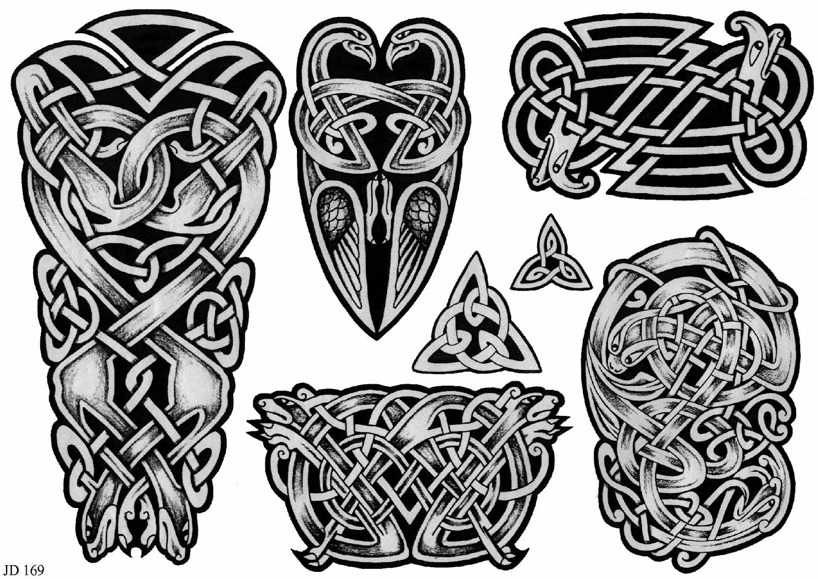 Celtic tattoo free tattoo pictures for Free tattoo design