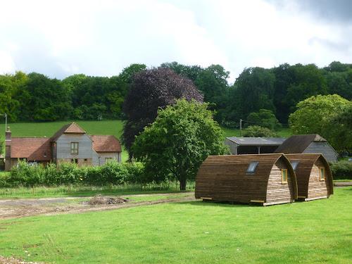 Chawton Park Farm Wigwams at Chawton Park Farm Wigwams