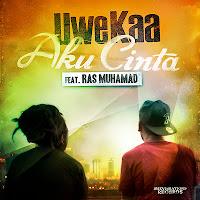 Uwe Kaa feat Ras Muhamad - Aku Cinta [image by @UweKaa]