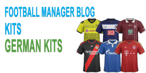 German Kits Football Manager